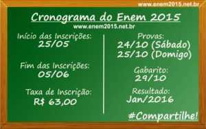 Cronograma-Enem-2015